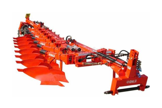 Towed Full Auto Profile Plough