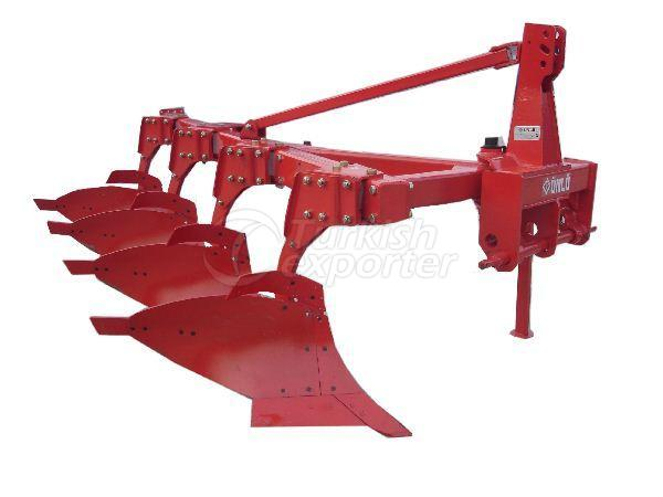 Out Furrow Profile Plough