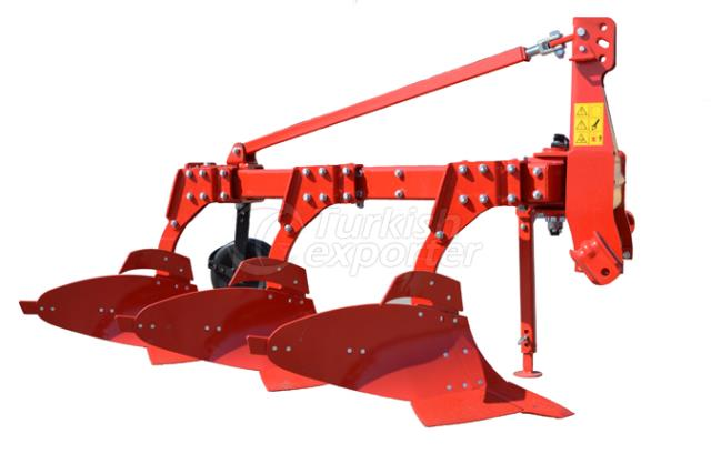 Mechanically Adjustable Profile Plough
