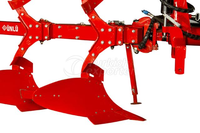 Full Auto Reversible Plough