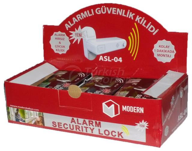 Security Locks with Alarm