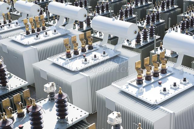 Power and Distribution Transformers