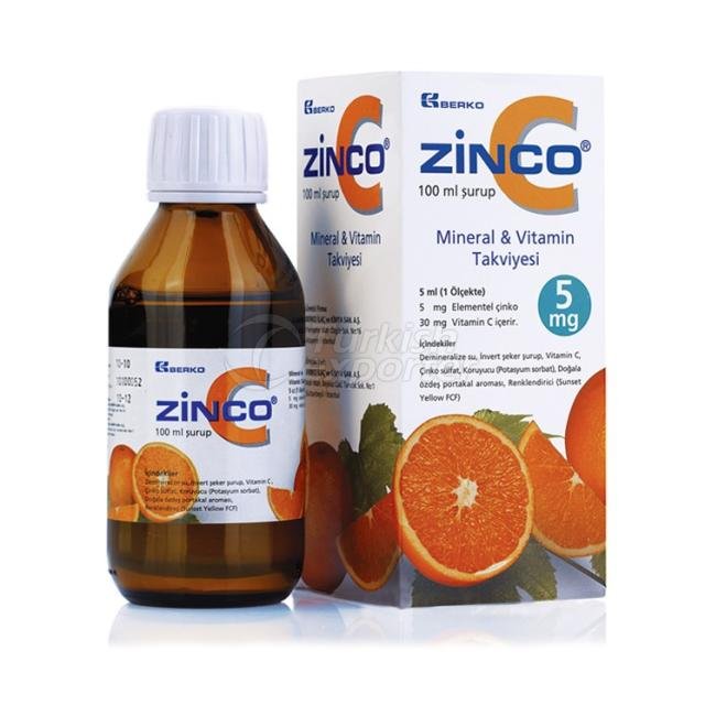 ZINCO-C Syrup