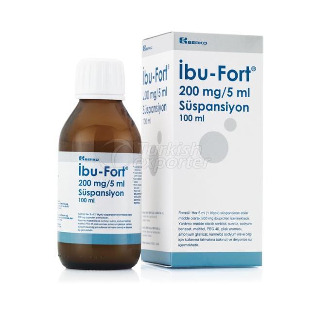 IBU FORT Suspension