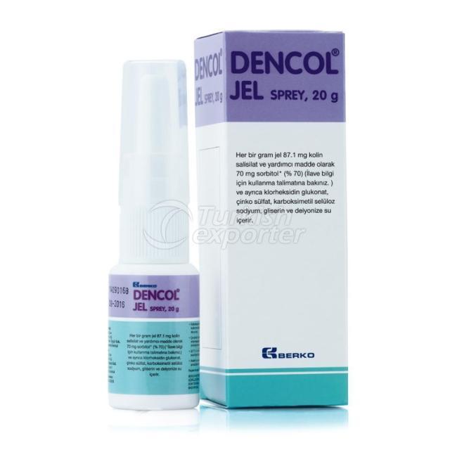 DENCOL Spray Gel