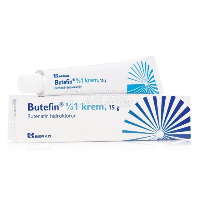 BUTEFIN Cream