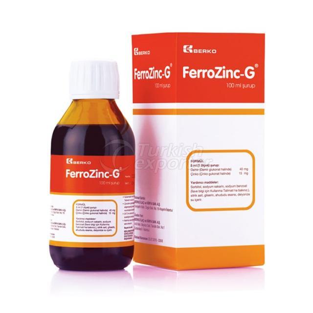 FERROZINC G NEW Syrup
