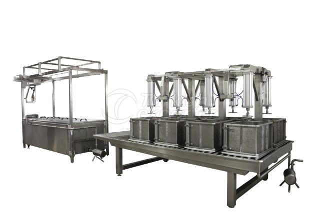 Halloumi Cheese Production Line