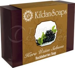 Huckleberries Soap