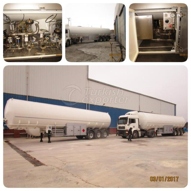 LNG Transport Trailers