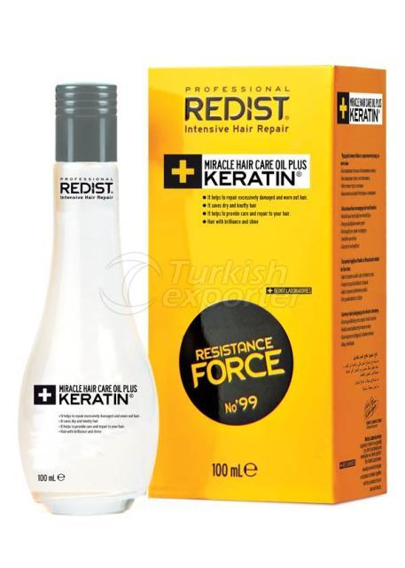 Redist Keratin Miracle Oil
