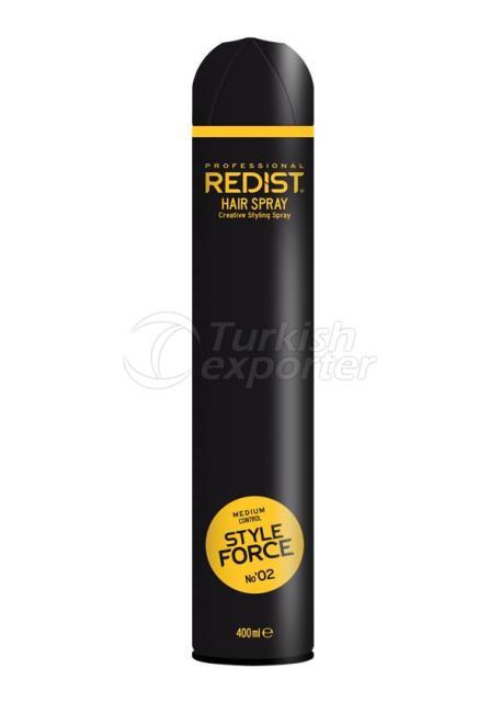 Redist Hair Spray