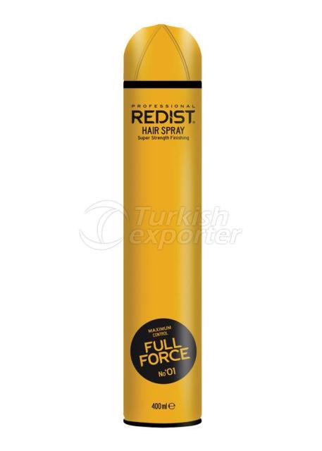 Redist Hair Spray Full Force