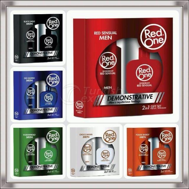 REDONE Gift Set Parfum-Deodorant