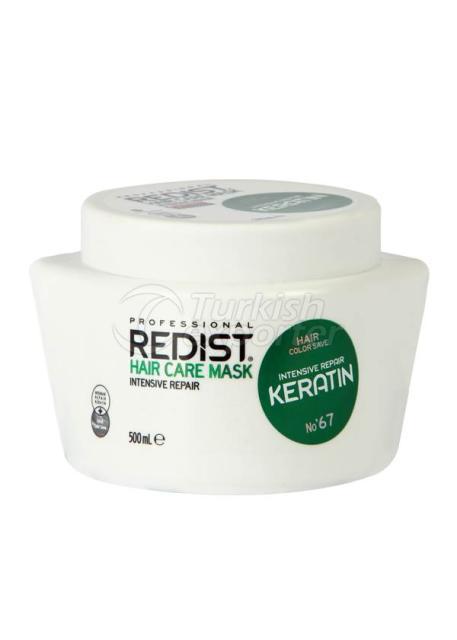 Redist Hair Care Mask Keratin 500 ml