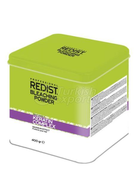 Redist Bleaching Powder Keratin Complex 400 gr