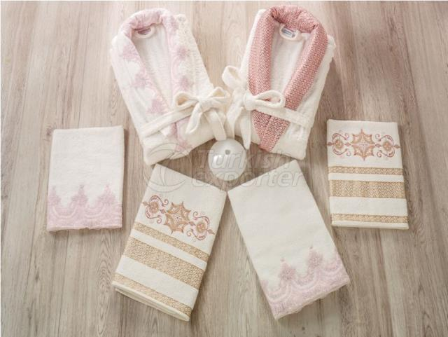 Bathrobe Sets