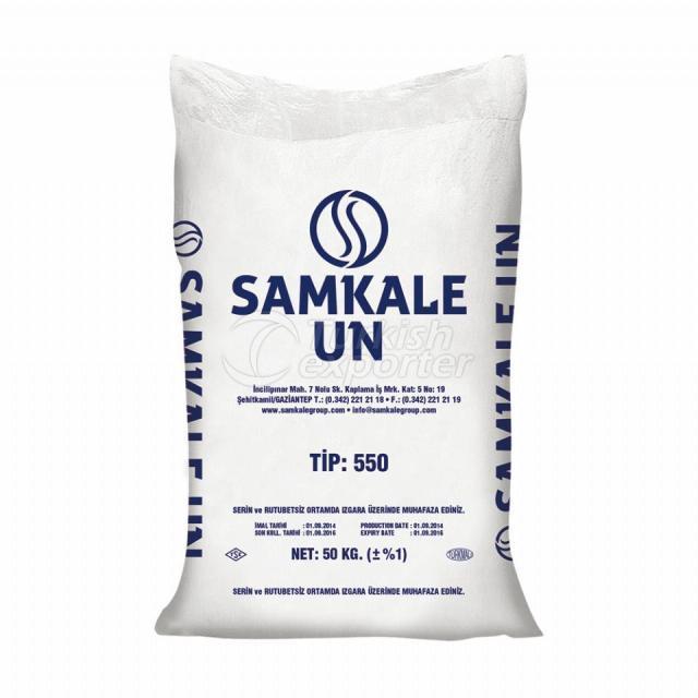 Samkale Flour Tip 550