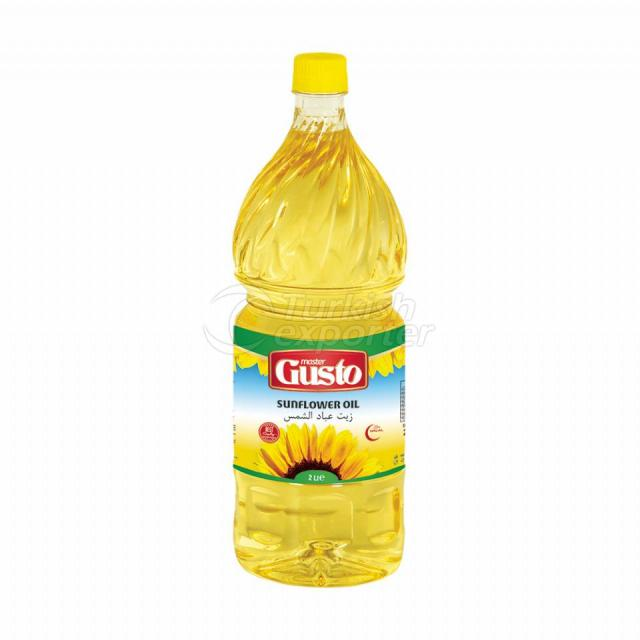 Sunflower Oil 2 LT