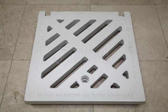 Gully Grating 57x57