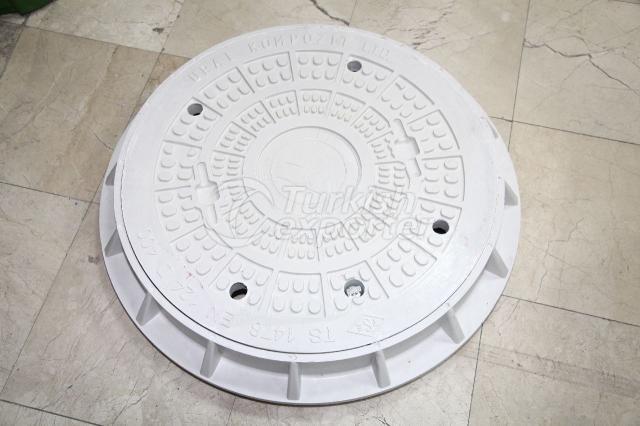 Hingeless Manhole Cover