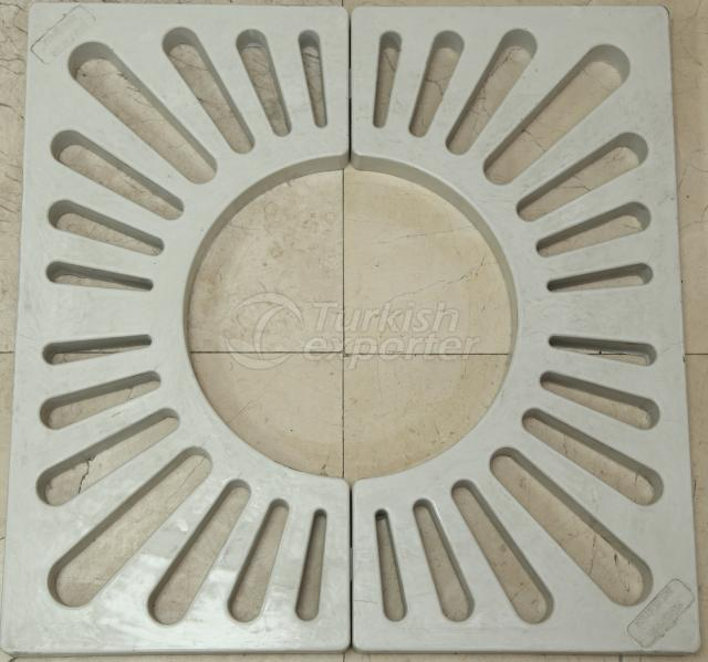 Tree Grates 60x60 - Two-piece