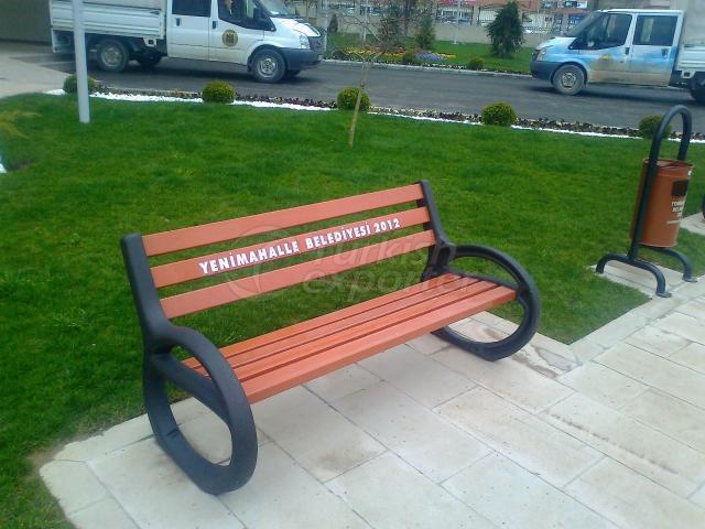 Gardenya Bench