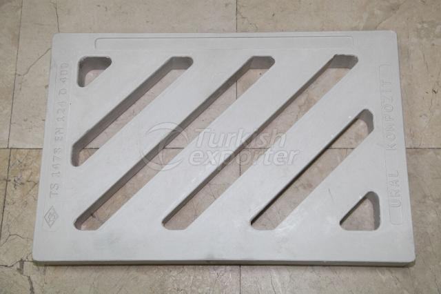 Gully Grating 40x60