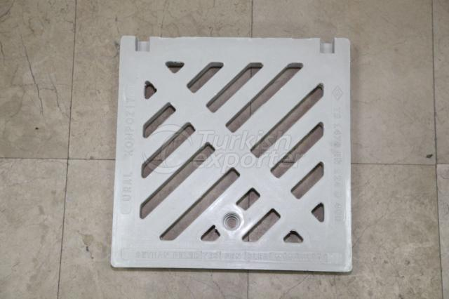 Gully Grating 49x49