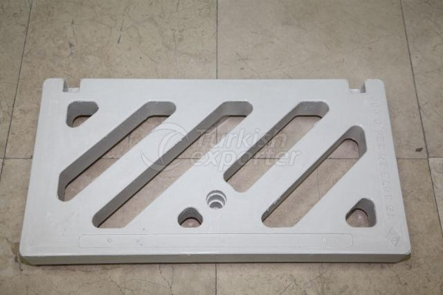 Gully Grating 34,5x64