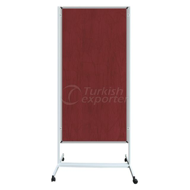 Mobile Fabric Coated Board