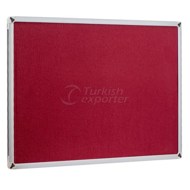 Hanged Fabric Coated Board