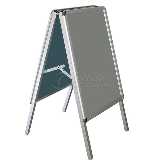 Foldable Display Board