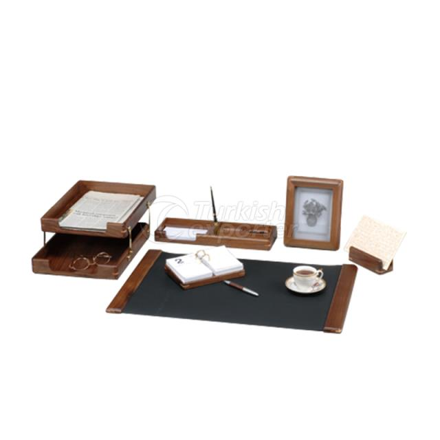Wooden Desk Pad Sets