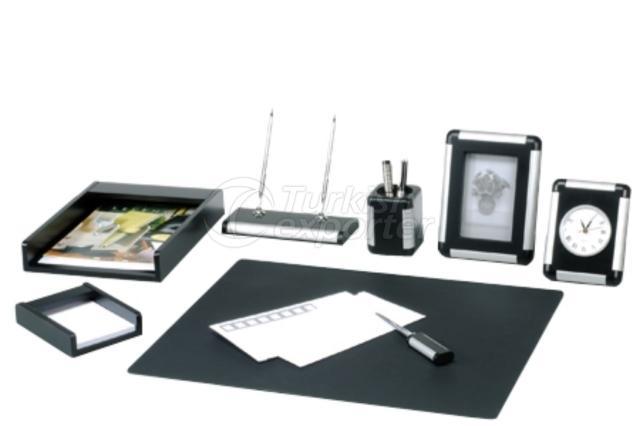 Wooden Aluminum Deskpad Sets