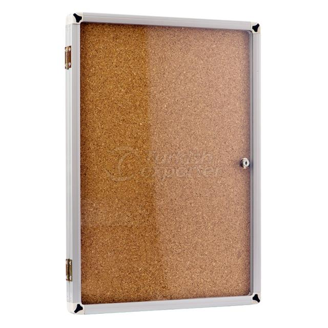 Thin Framed Corkboard