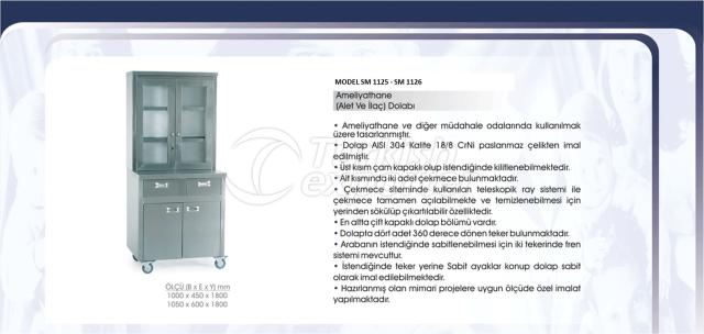 Operating Room Cabinets