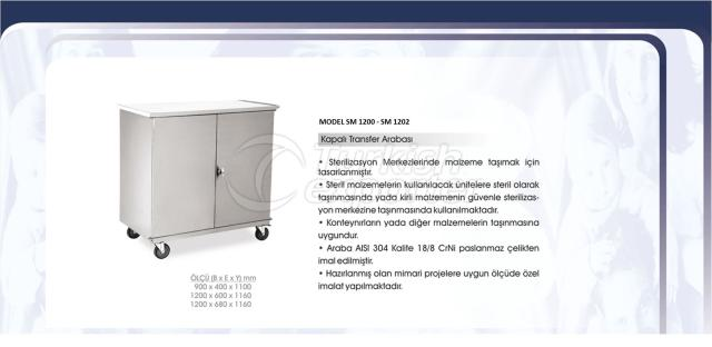 Covered Transfer Trolley