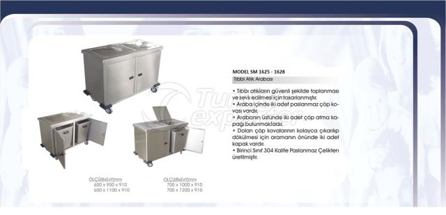 Medical Waste Carts