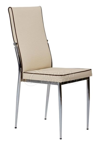 Single Chairs Corded Cream