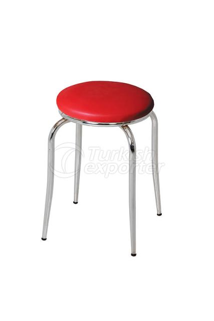 Stool Red