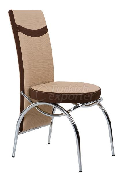 Single Chairs Cappuccino Brown