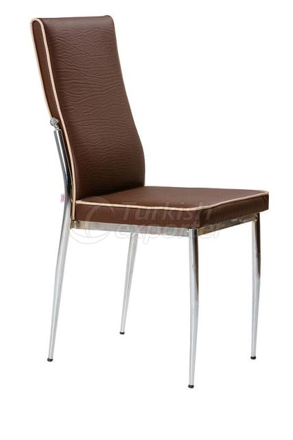 Single Chairs Corded Brown