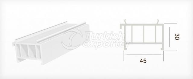 Frame Mounting Profile