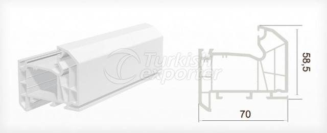Claw Frame Profile
