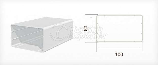 60 x 100 Frame Profile