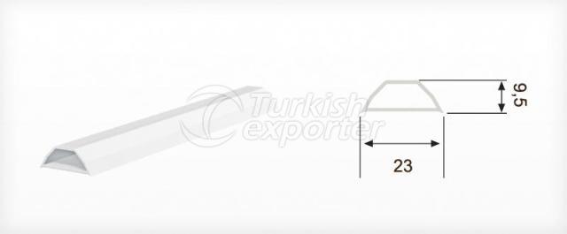 Pane Separating Profile