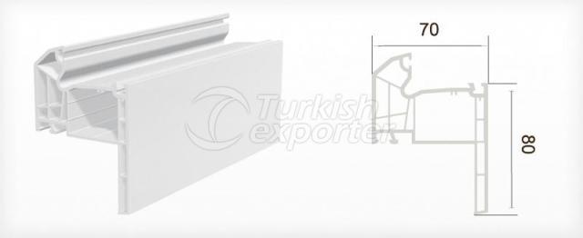 Lining Frame Profile