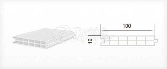 150 mm Wainscot Profile
