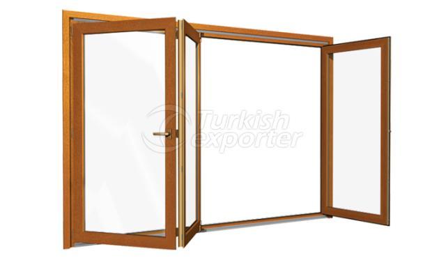 Folding Window Door Systems